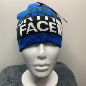 New North face Youth Reversible Beanie
